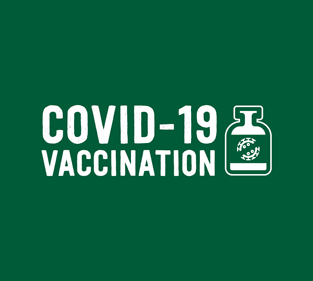Banner: COVID-19 vaccination