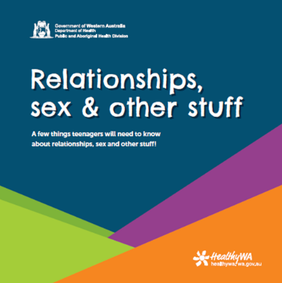 Relationships, sex and other stuff booklet