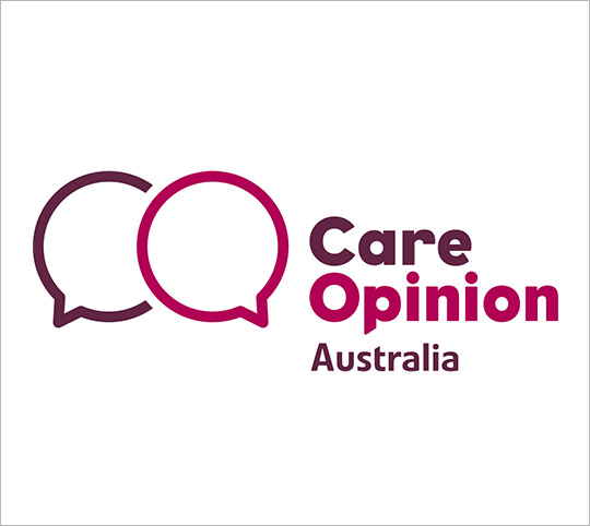 Share your experiences on Care Opinion