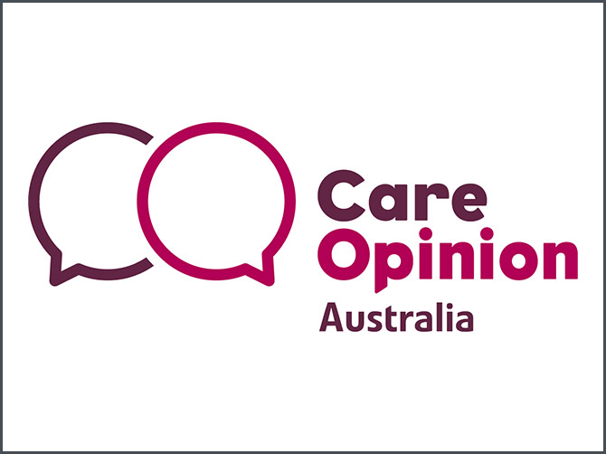 Care Opinion Australia logo