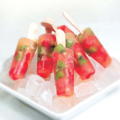 Fruity icetreats