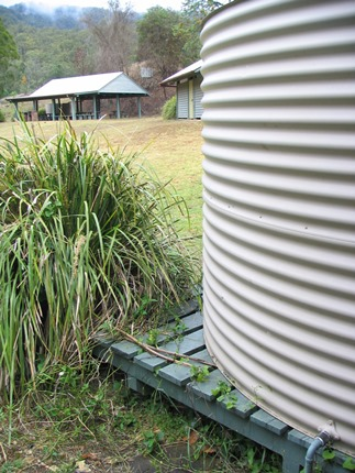 Water Tanks On Your Property