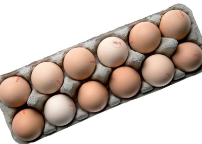 Eggs - stamped