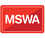Logo: The Multiple Sclerosis Society of Western Australia