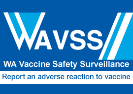 WA vaccine safety surveillance logo